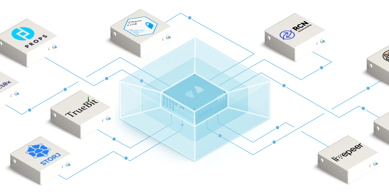 ZeppelinOS Partners With ChainLink, the Market Leader in Trusted ...