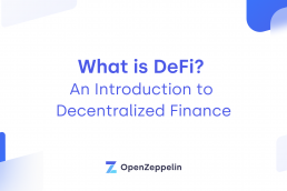 What is DeFi? An Introduction to Decentralized Finance